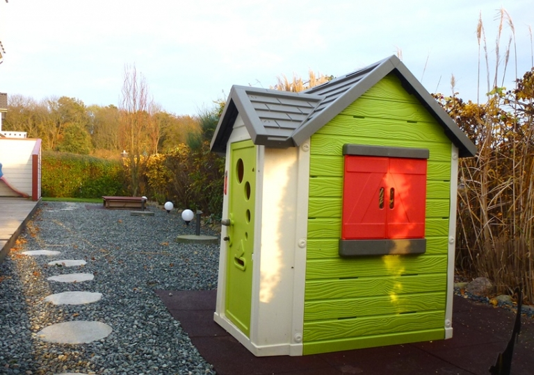 Outdoor Spielhaus 'little Seaside'