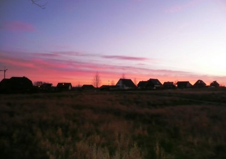 Impressionen - Sonnenuntergang